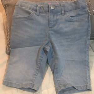 Girls Denim capris